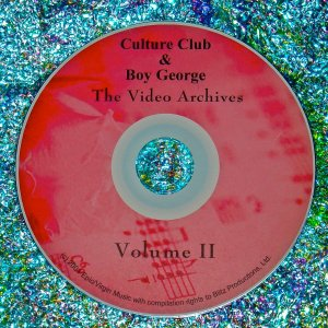 Culture Club & Boy George Video Archives 1998-1999 Volume II