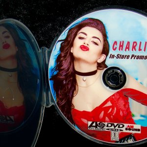 CHARLIE XCX In-Store Promotional Music Video Reel DVD (24 Music Videos and includes Iggy Azalea, Ty Dolla, Brooke Candy and MORE!!!)