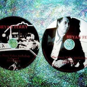 Bryan Ferry: The Music Video Anthology 1973-2015 Volumes I & II (2 DVD Set) UPDATED with Shameless, Loop De Li, Johnny and Mary and MORE!!