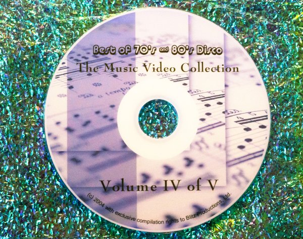 BEST OF 70's & 80's DISCO Music Video Volume IV of V (Expose Kool & The Gang Afrika Bambaata Technotronic Chic The Trammps Donna Summer Samantha Fox Soul II Soul Shannon Gloria Gaynor Rick James Johnny Kemp Ready For The World Five Star KLF Chic M/A/R/R/S