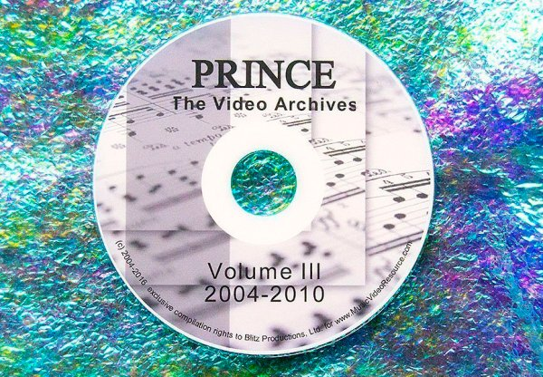 Prince The LIVE Video Archives 1997-2014 Volume I