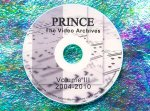 Prince The LIVE Video Archives 2004-2010 Volume III