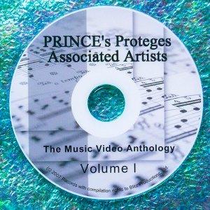 Prince's Proteges: Associated Artists Music Video Anthology Volume I (The Time , Sheila E. Apollona 6, The Bangles Sheena Easton, Vanity 6, Mazarati, The Family, Jill Jones, Taja Sevelle, Nona Hendrix and Madhouse)