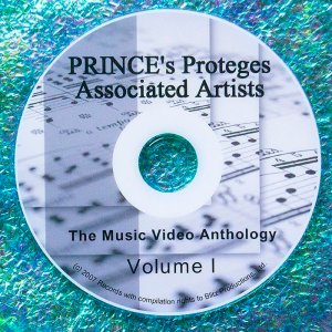 Prince's Proteges: Associated Artists Music Video Anthology Volume I (The Time , Sheila E. Apollona 6, The Bangles Sheena Easton, Vanity 6, Mazarati, The Family, Jill Jones, Taja Sevelle, Nona Hendrix and Madhouse)
