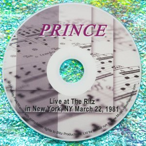 Prince Dirty Mind Tour: Live at the Ritz, New York City March 22, 1981