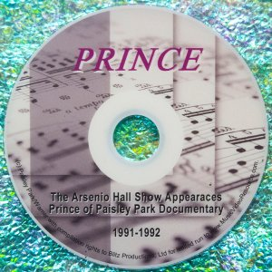 "Prince Live on Arsenio Hall Show Appearances and ""Prince of Paisley Park"" (1992 Documentary RARE)"