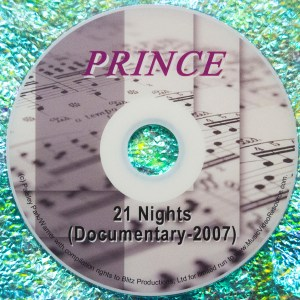 Prince 21 Nights (Live Performances/Documentary-2007)