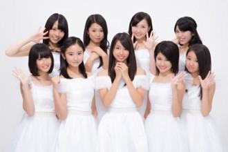<写真>メジャーデビューするさんみゅ~(2013年1月20日)