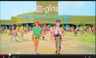<写真>「ごめんなさいのKissing You」MV(2013年10月25日)