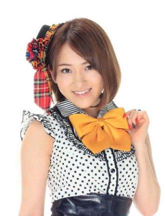 <写真>小説家デビューするAKB48内田眞由美