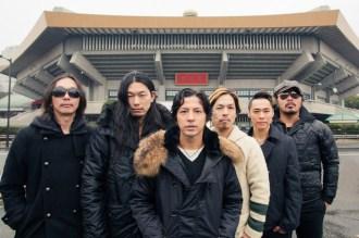 <写真>日本武道館で初公演を行うDragon Ash