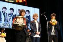 「SHOWROOM AWARD」で最優秀コンテンツ賞に輝いた風男塾