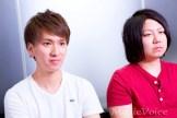木村雅人と服部栞汰
