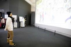 「Tokyo 2020 JAPAN HOUSE」を訪れたEXILE TETSUYA