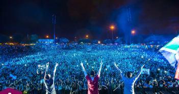 Ultra Festival Giappone considerato il più grande evento