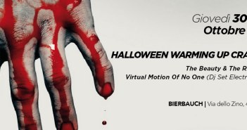 The Beauty & The Rich + Virtual Motion Of No One - 30 Ottobre, Bierbauch, Cologne (BS)