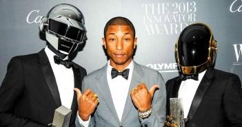 Pharrell Williams, Daft Punk, Gust In The Wind