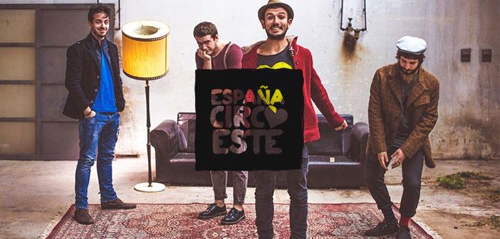 Espana Circo Este: LA REVOLUCIÓN DEL' AMOR - Music Wall Magazine