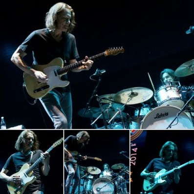 Lucca Summer Festival 2014 con Robben Ford