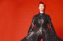 David Bowie - Music Wall