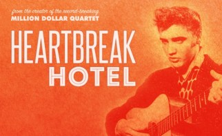 'Elvis Presley is the ultimate music icon': Sony/ATV backs Heartbreak Hotel musical