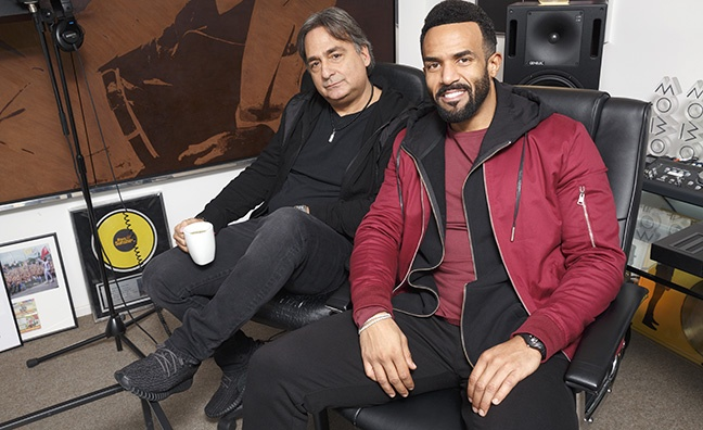 'We're soul mates': Craig David on his relationship with manager Colin Lester