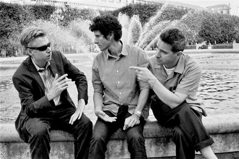 Beastie Boys (Credit Phil Andelman)