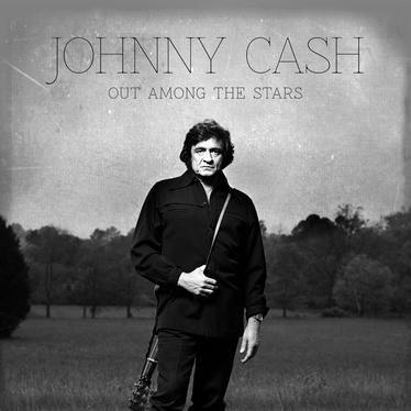 Johnny Cash - Out Among The Stars - Album Cover