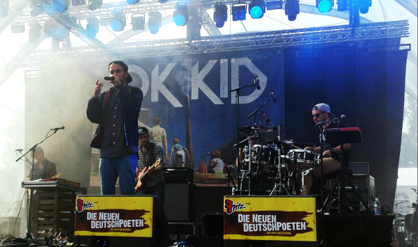 Ok Kid (Credit Hannah Zink MusikBlog)