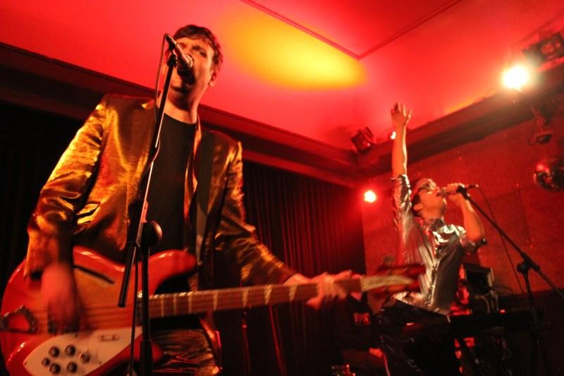 Klaxons (Credit Annett Bonkowski / MusikBlog)