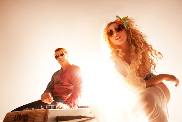 The Ting Tings (Credit Finca Records)