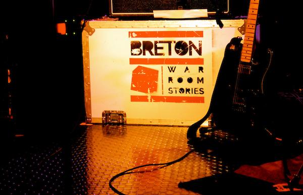 Breton (Credit Annett Bonkowski MusikBlog)