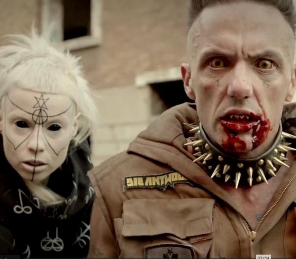 Die Antwoord - Pitbull Terrier (Credit: Ninja)