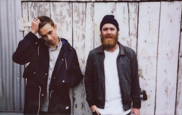 Flume & Chet Faker (Credit Lisa Frieling)