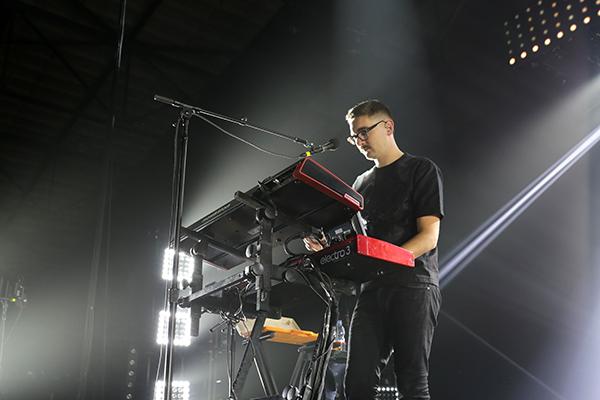 alt-J (Credit Michael Mederacke / MusikBlog)
