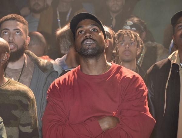 Kanye West (Credit Kevin Mazur)