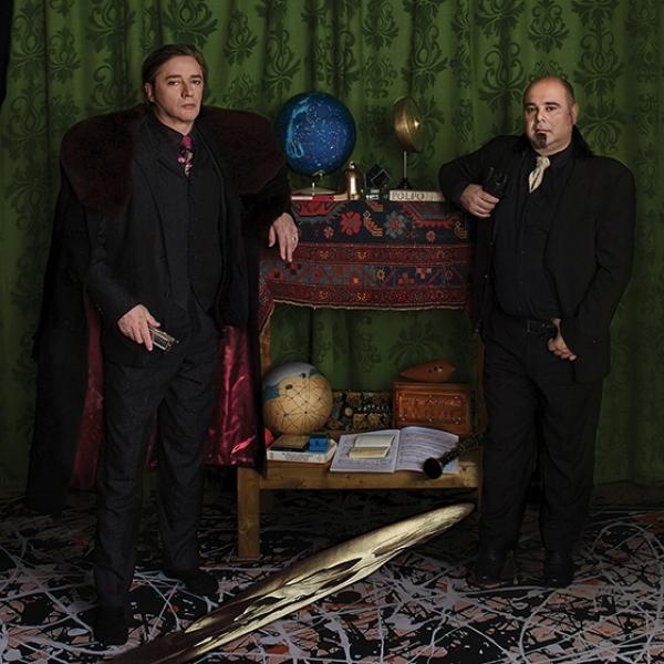Teho Teardo & Blixa Bargeld - The Beast (Credit Specula Records)