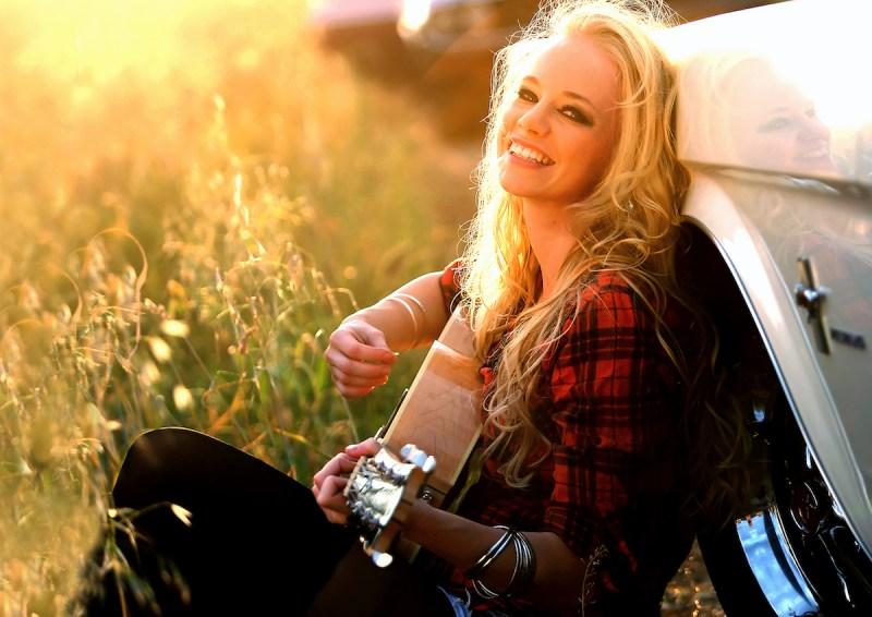 Meg Pfeiffer (Credit Sony Music)