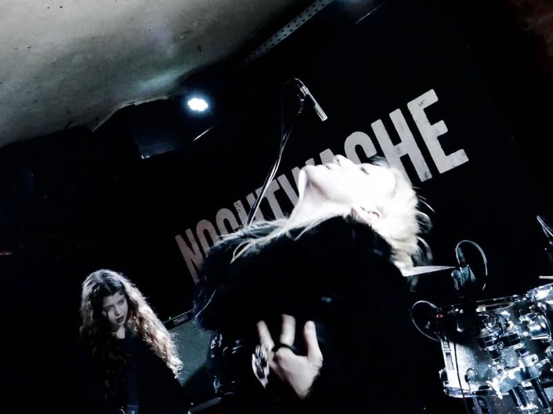 Mammút (Credit Birgit Martin/MusikBlog)