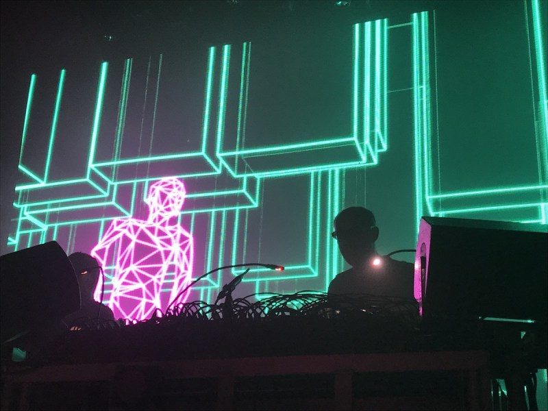 The Chemical Brothers (Credit Stephan Masyuta-Hesslich/MusikBlog)