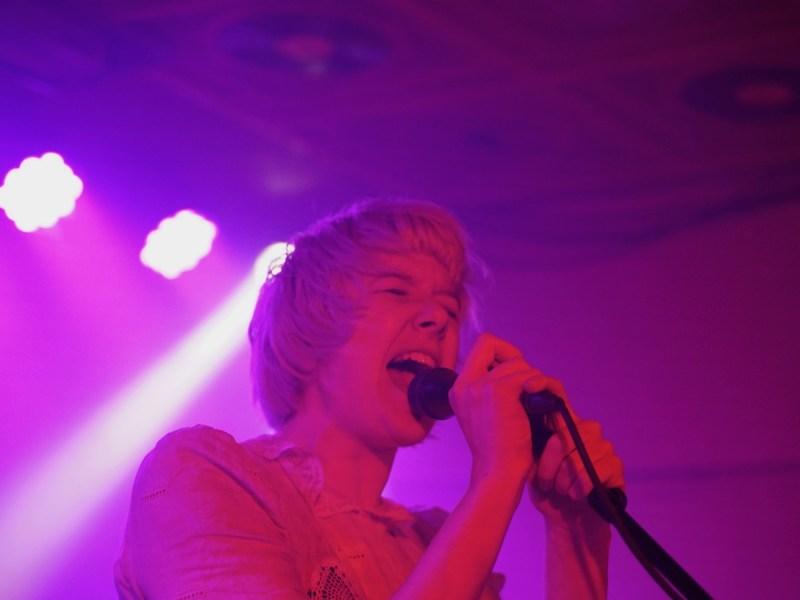 Dilly Dally (Credit Sascha Daniels/MusikBlog)