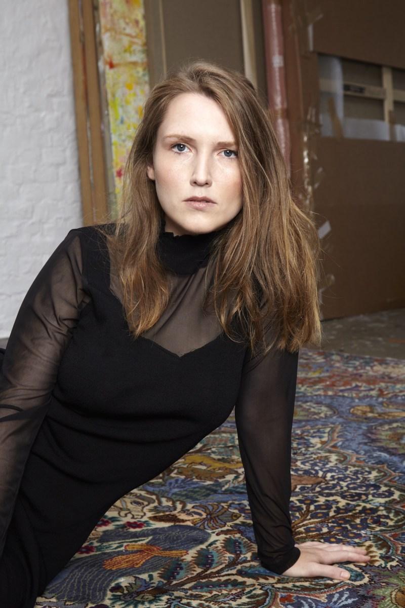 Stella Sommer (Credit Dennis Schönberg)