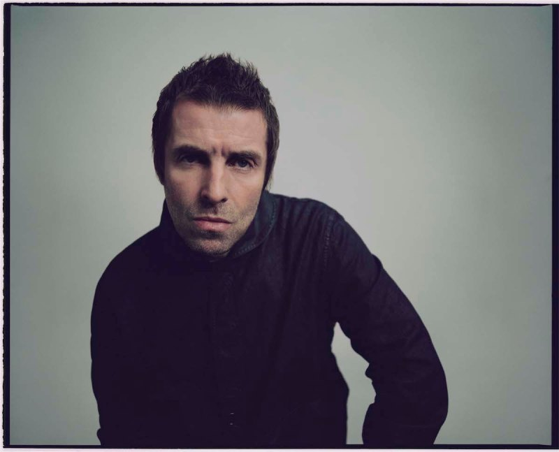 Liam Gallagher (Credit Warner Music)