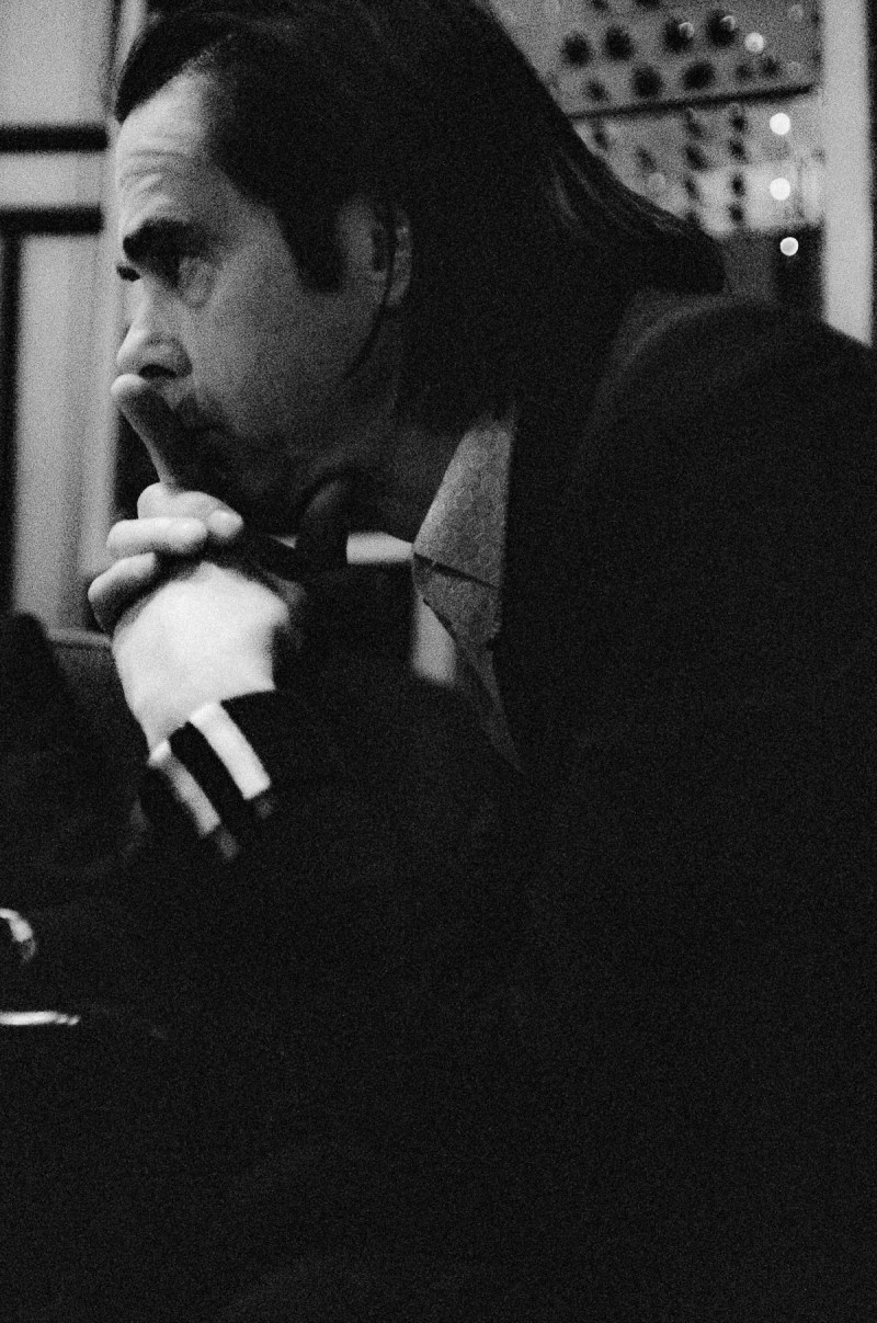 Nick Cave And The Bad Seeds (Credit Matt Thorne)