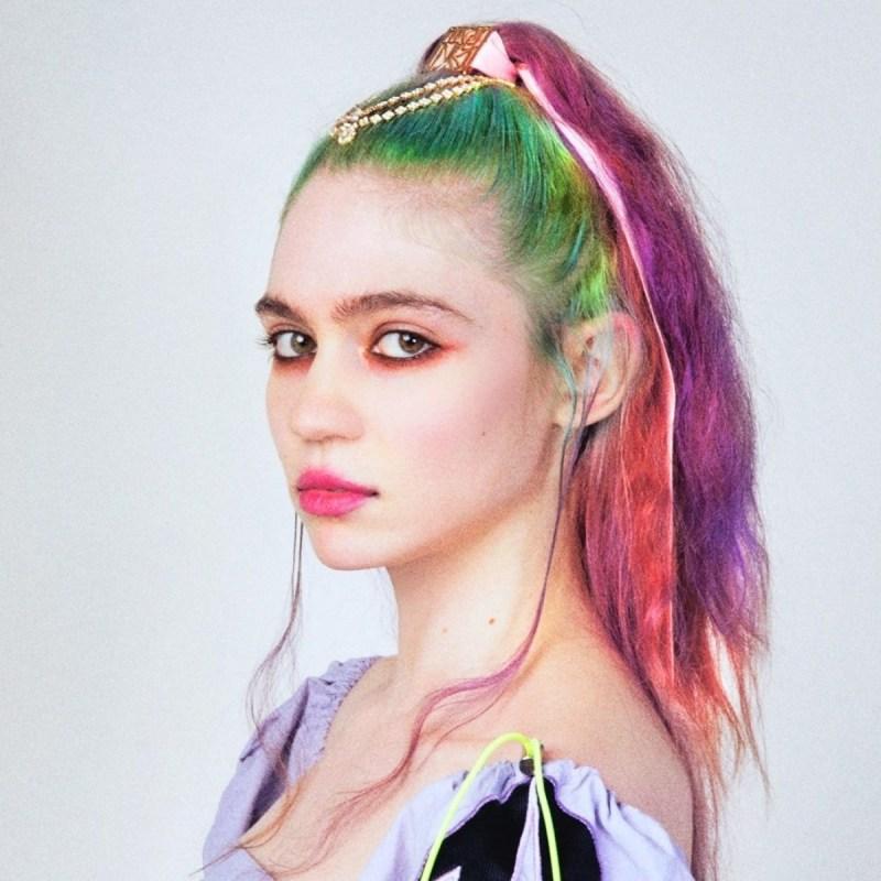 Grimes (Credit Eli Russell Linnetz)