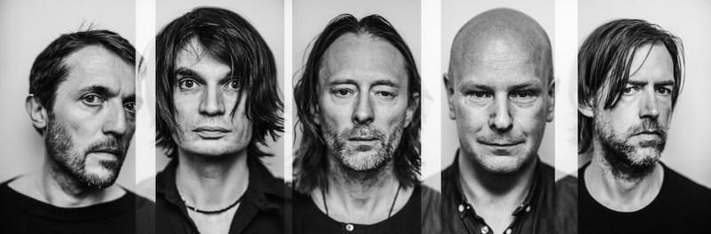 Radiohead (Credit Alex Lake)