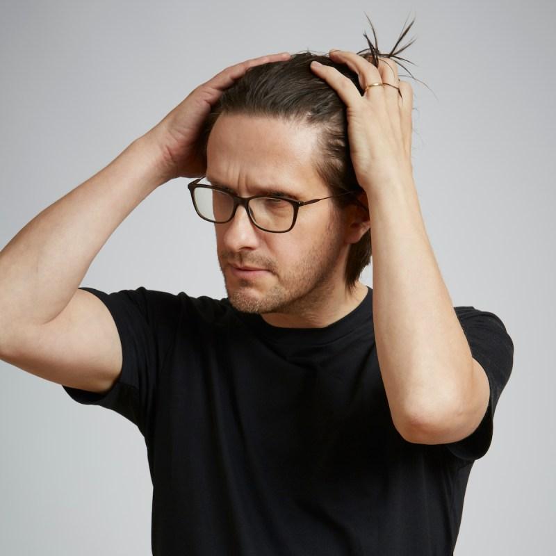 Steven Wilson (Credit Andrew Hobbs)