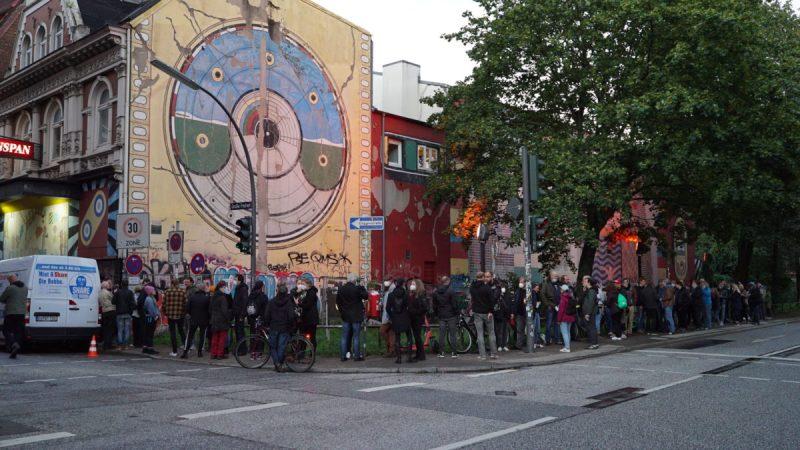 Reeperbahnfestival (Credit Stephan Martin/MusikBlog)