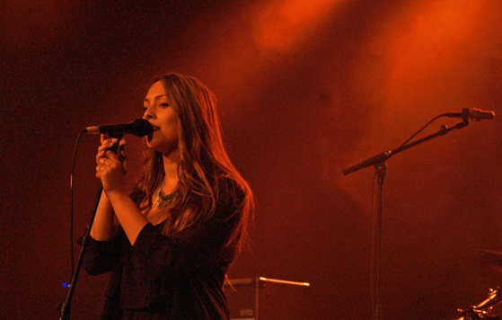 Julie Hoegsberg, Band Battle Finale 2014