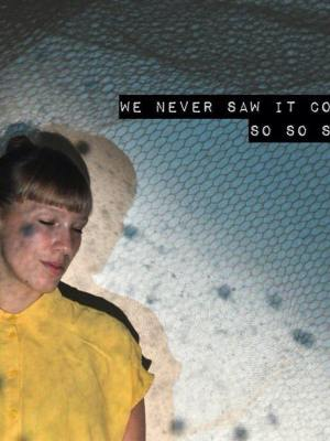 So So Sofie - We Never Saw It Coming
